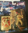 STARTING LINEUP 2000 BASEBALL MATT STAIRS OAKLAND ATHLETICS