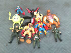 action figure lot mixed figures