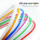 DC12V SMD2835 Flexible LED Strip Waterproof Neon Lights Silicone Tube 1m 5m Lamp