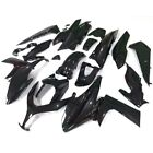 ABS Fairing Bodywork Set For Yamaha T-MAX 500 2008 2009 2010 2011 Pure Black