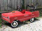 Vintage 1960s Murray Pedal Car Tow Truck Custom Restore