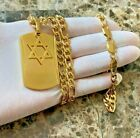 18 36 Star of David Pendant  Necklace Braclelet Chain christian Israel Jewish