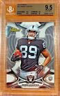 AMARI COOPER 2015 TOPPS FINEST #45 ROOKIE RC BGS 9.5 GEM MINT RAIDERS COWBOYS WR
