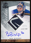 Ben Bishop Rookie Cards Checklist and Guide 6