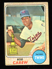 Rod Carew Cards, Rookie Cards and Autographed Memorabilia Guide 13