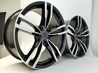 SET4 NEW 19 INCH RIMS FOR 2006  UP BMW E90 328I 330CI 335I 3 SERIES STAGGERED