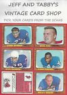 1966 Topps Football Cards 8
