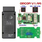 Opcom 2014v V1.99 Ftdi Ft232rq 120309a For Opel Car Scanner With Pic18f 458 Chip