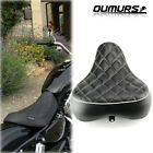 Driver Rider Solo Seat For Harley Sportster 883 1200 72 48 1983 2003 Motorcycle