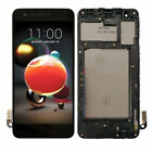 LCD Display Touch Screen Digitizer Assembly + Frame For LG Tribute Dynasty SP200