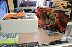 TURBOGRAFX 16 (TURBO GRAFX) BLACK CONSOLE SYSTEM IN BOX SEE PICS! NICE COND