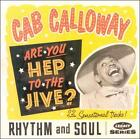 Are You Hep to the Jive? by Cab Calloway (CD, 1994, Columbia/Legacy) CD Only C2