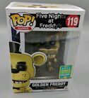 Funko POP! Games #119 Golden Freddy Five Nights At Freddy's Vaulted Exclusive