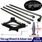 New  Scissor Jack Spare Tire Lug Wrench Tools Kit For Ford F 150 04 14 Pickup
