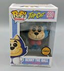 Funko POP! Animation #280 Benny The Ball CHASE Top Cat Vaulted Rare Grail