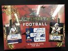 2019 Leaf Ultimate Football Hobby Box. Brand New Factory Sealed Box.