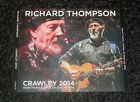 RICHARD THOMPSON CRAWLEY 2014 3CD