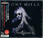 TONY MILLS Vital Designs CD JAPAN NEW +1 BNS TRK Shy TNT Siam MICP-10749 s7195