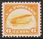 US C1 6c Airmail VF to XF NH CAT 110