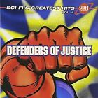 Sci-Fi Channel - Sci-Fi's Greatest Hits, Vol. 4: Defenders Of Justice , Music CD