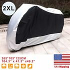 XXL Waterproof Motorcycle Cover For Honda Shadow VLX VT 600 Deluxe VTX 1300
