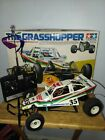 VINTAGE 1984 TAMIYA #58043 THE GRASSHOPPER 1/10TH SCALE RC ROAD RACER