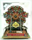 Lemax 64489 Village Collection The Starburst Carnival Ferris Wheel Sights Sounds