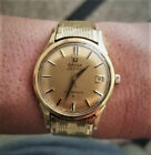 18k Gold Omega Constellation 14393 4 SC 13 Chronometer Automatic Mens Watch