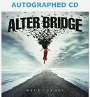 ALTER BRIDGE - Walk The Sky CD Hand Signed Autographed CD - USA Exclusive - 2019