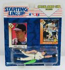 Pittsburgh Pirates Andy Van Slyke 1993 Kenner Starting Lineup SLU Figure MLB NEW