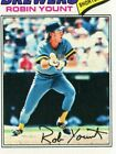 Robin Yount Cards, Rookie Cards and Autographed Memorabilia Guide 6