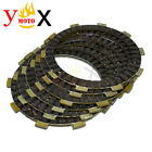 7pcs Engine Clutch Friction Plate For Honda BROS CBR400 NC29 XR400 Steed 400 600