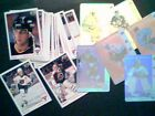 1991-92 UPPER DECK McDONALD'S NHL ALL-STAR GAME 25-CARD AND 6-HOLOGRAM SET