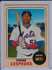 Full 2017 Topps Heritage Baseball Variations Checklist and Gallery 133