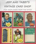 1960 Topps Football Cards 8