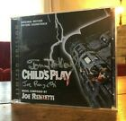 Child's Play Chucky Limited Edition Original Motion Picture Soundtrack Signed