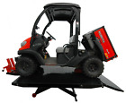APlusLift MT1500XLT Air Op 1500LB Motorcycle ATV Lift Table 72 with Side Ex