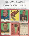 1959 Topps Football Cards 20