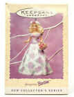 Hallmark Keepsake Ornament 1995 Easter Collection Springtime Barbie In Box