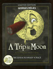 A TRIP TO THE MOON Georges Melies STEELBOOK Blu Ray DVD LIKE NEW
