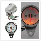Silver Motorcycle Backlight LED Tachometer For Honda VTX 1300 1800 C R S RETRO