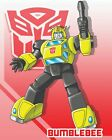 Transformers Classic 2 - 6 Vinyl Decal Stickers