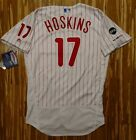 2019 Authentic Rhys Hoskins Jersey 44 - Flex Base - Philadelphia Phillies