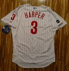2019 Authentic Bryce Harper Jersey 52 - Flex Base - Philadelphia Phillies