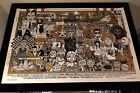 Isle of Dogs Tyler Stout Variant SIGNED  Stamped Mondo artist