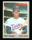 Rod Carew Cards, Rookie Cards and Autographed Memorabilia Guide 9