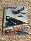 Original Gordons Bread Speed Sticker Book Complete Military Racing Advertsing
