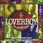 Loverboy Classics: Their Greatest Hits by Loverboy (CD, Sep-1994, Columbia...