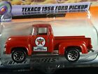 MATCHBOX - TEXACO - JIMMY'S AUTO SERVICE 1956 FORD F-100 PICKUP TRUCK #56. NOS