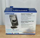 LOWRANCE MARK 4 HDI FISH DEPTH FINDER  CHARTPLOTTER 000 11215 001 BOAT